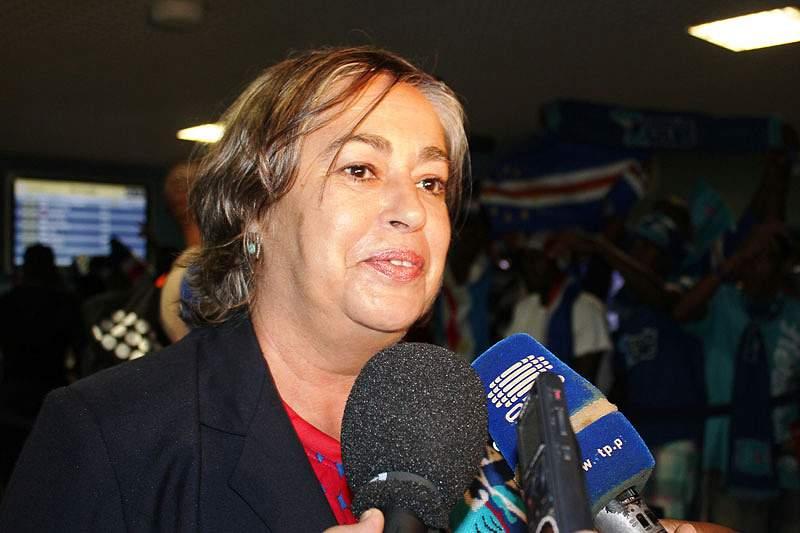 Fernanda Marques, a Ministra que dá