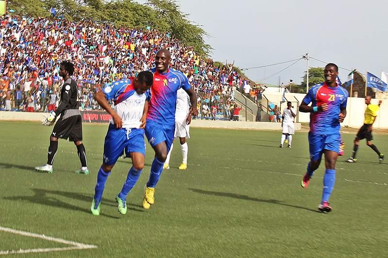 Cabo Verde na Tunísia com pensamento na vitória