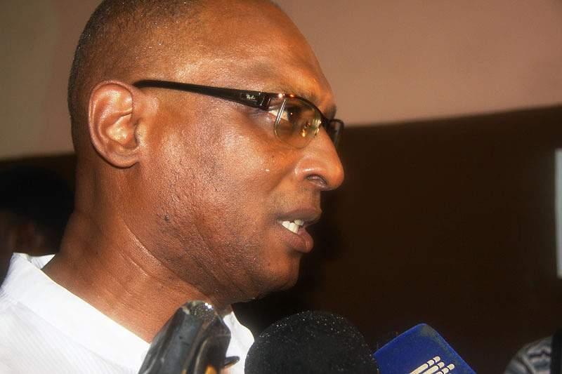 Mário Semedo, presidente da Federação Cabo-verdiana de Futebol