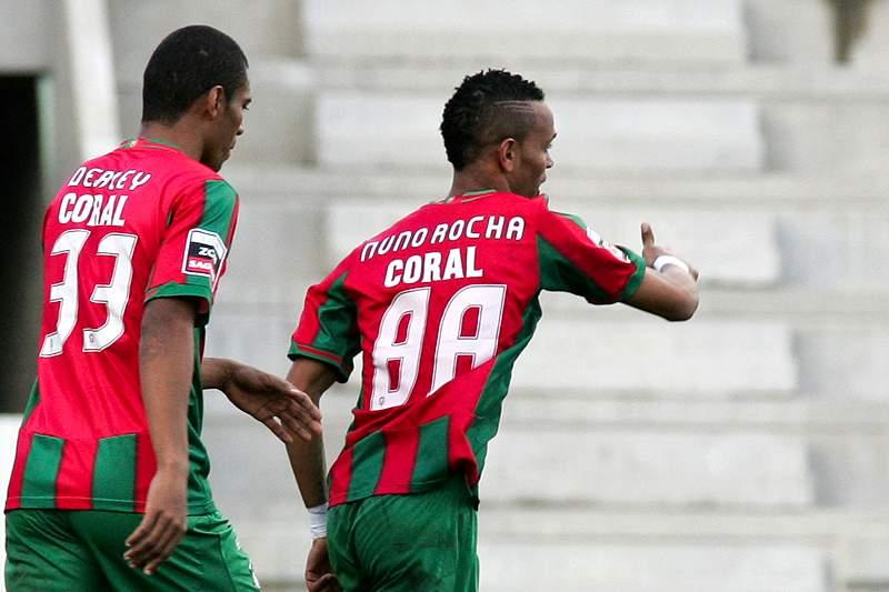 Nuno Rocha falha treino após estreia na seleção cabo-verdiana
