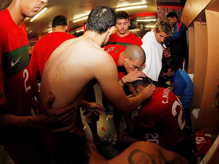 Granada quer dedicar triunfo a Carlos Martins