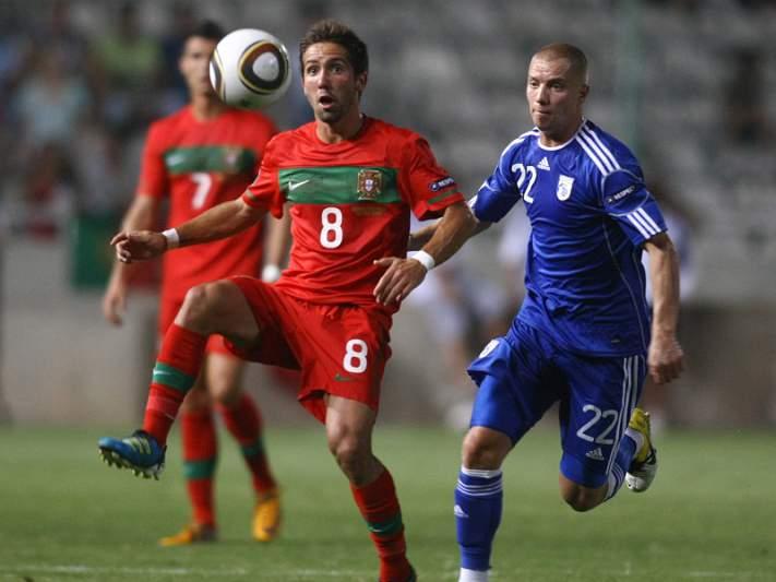 Seleção Nacional concentra-se no Algarve