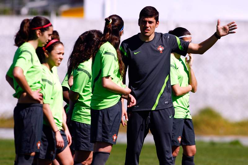 Marisa Gomes apela à superação de Portugal para vencer a Áustria