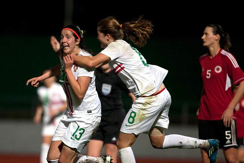 Portugal goleia Albânia e vence pela 2.ª vez no apuramento