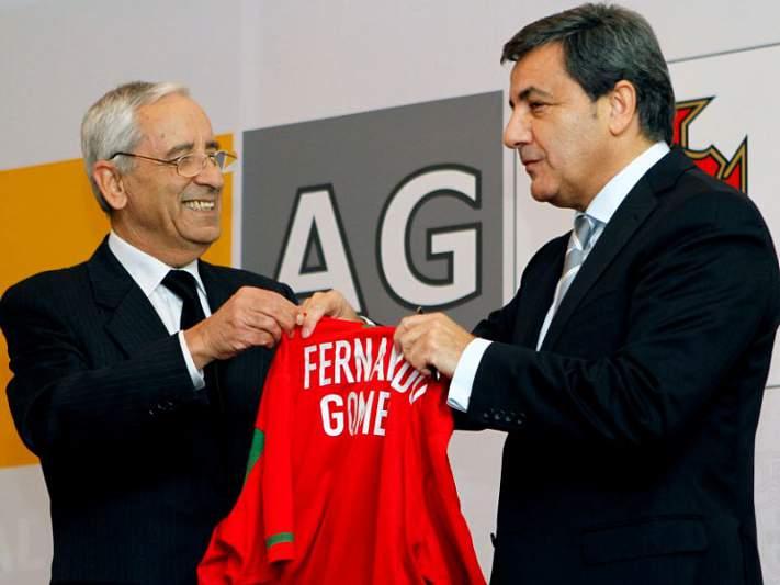 Fernando Gomes reuniu-se com treinadores das seleções