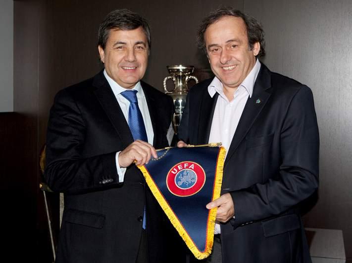 Fernando Gomes nomeado para o grupo de coordenação do EURO2016