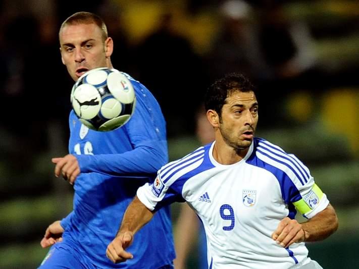 Portugal tem «jogadores muito famosos», diz o veterano Okkas
