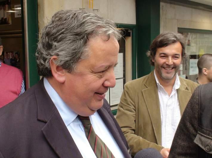 Apoio de Luis Duque a Carlos Marta «é pessoal»