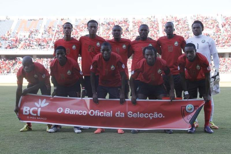Moçambique continua a cair no ranking FIFA