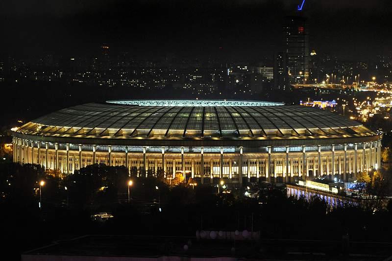 Rússia poderá ter de demolir estádio Luzhniki
