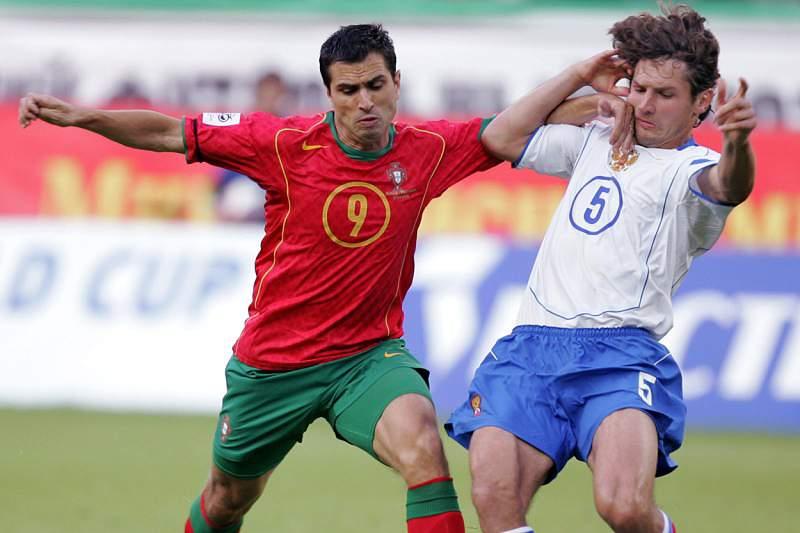 Pauleta vê mais qualidade na atual seleção portuguesa