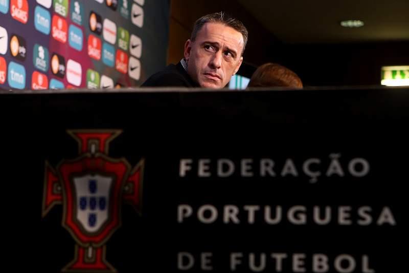 Paulo Bento anuncia os 23