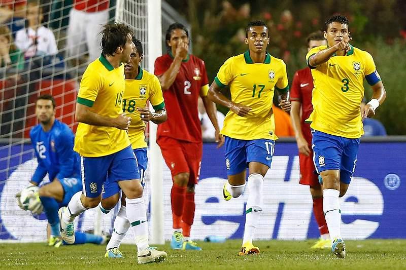 Brasil joga e Portugal fica a ver