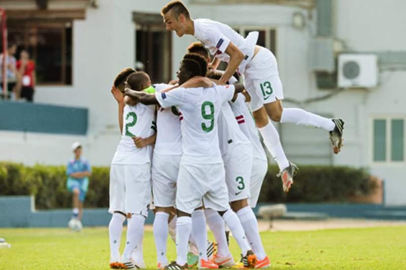 Portugal entra vencer na Ronda de Elite de apuramento