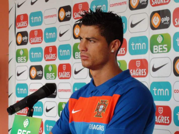 «Quem gosta de futebol gosta do Cristiano»
