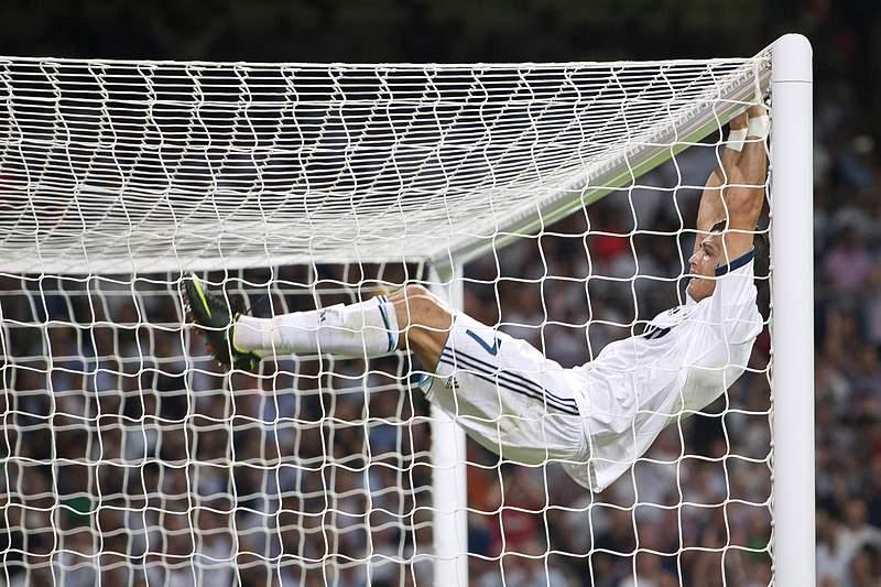 Real pode aumentar ordenado de Ronaldo
