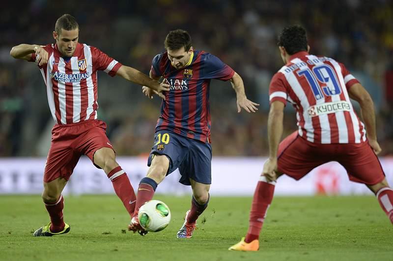 Representante do Atlético Madrid satisfeito com sorteio