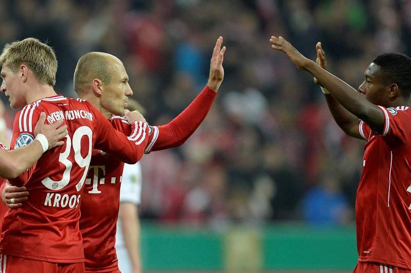 Bayern Munique na final da Taça da Alemanha