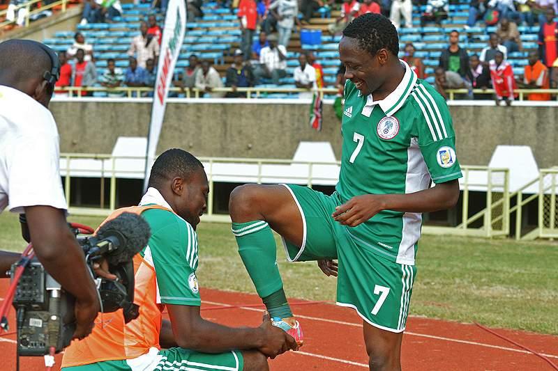 Nigéria chega ao Brasil com dois dias de atraso
