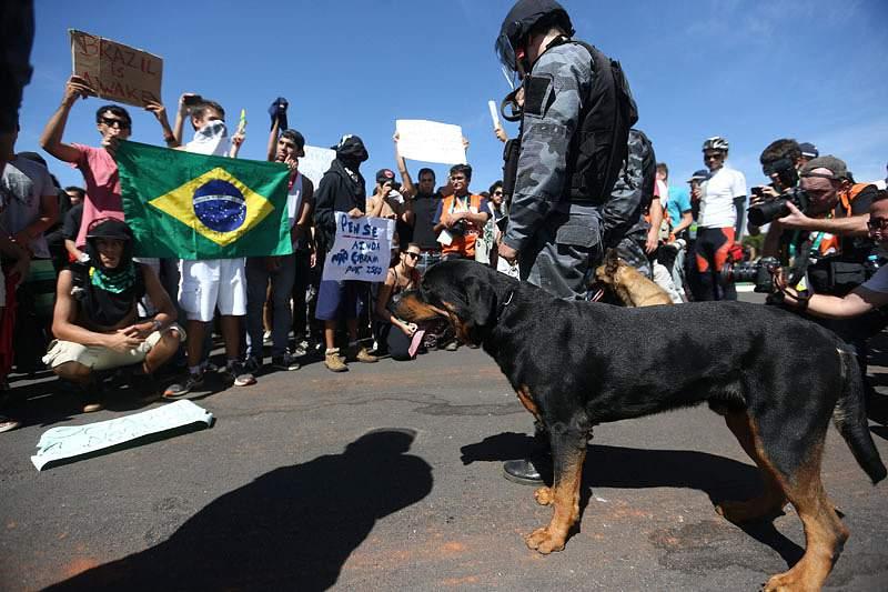 Organizadores de manifestação confirmam protesto hoje em São Paulo