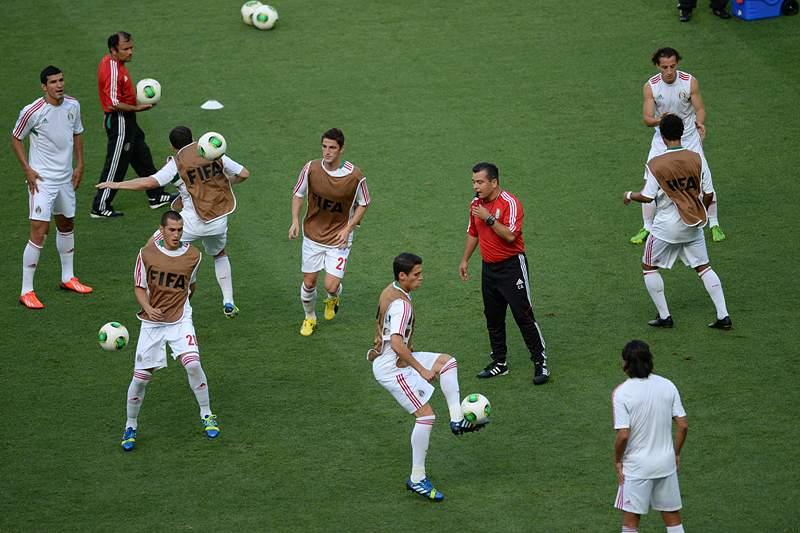 México e Panamá passam às meias-finais da Gold Cup