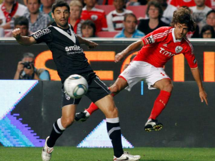 Benfica não perde desde 2007