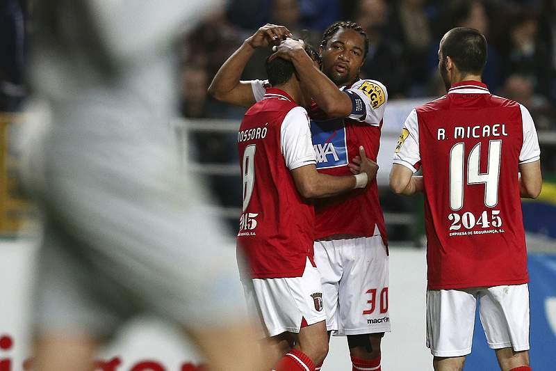 SC Braga tenta