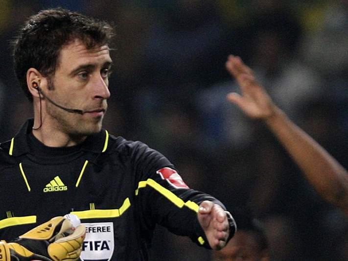Artur Soares Dias deverá ser o árbitro do dérbi