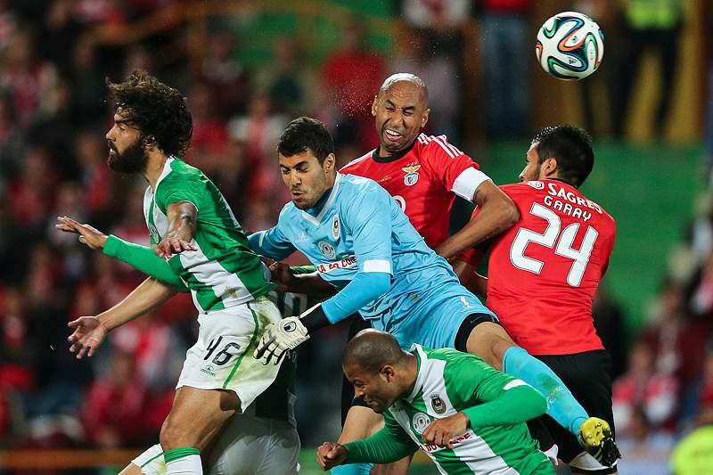 Benfica confirma domínio na Taça da Liga