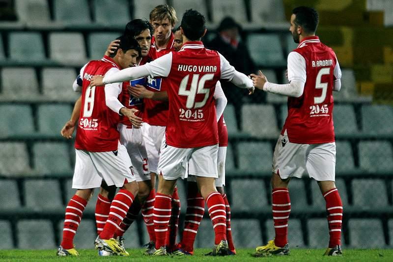 SC Braga procura aproximar-se da dupla de líderes