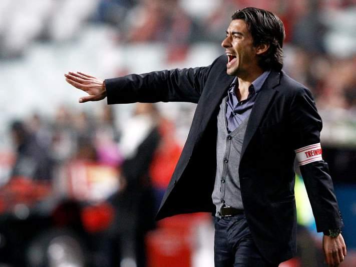 Bruno Moura é o novo treinador do Feirense