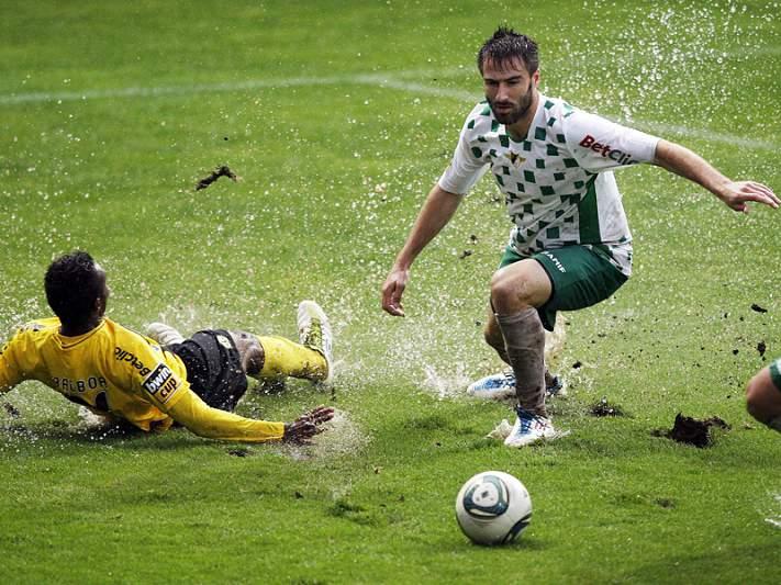 Moreirense esmaga Lousada por 7-1