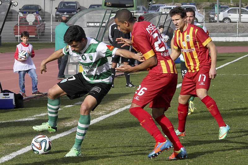 Sporting da Covilhã renova com seis jogadores do plantel