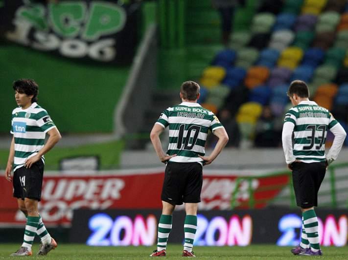 Gil Vicente agudiza crise do Sporting