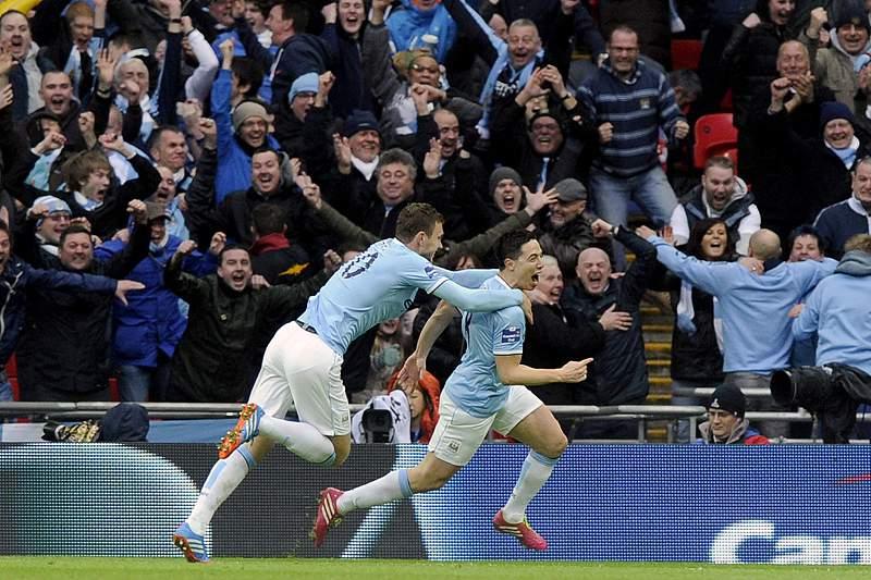 Manchester City vence Taça da Liga