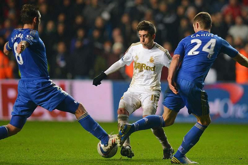 Swansea elimina Chelsea