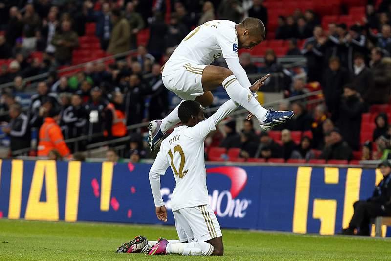Swansea conquista Taça da Liga