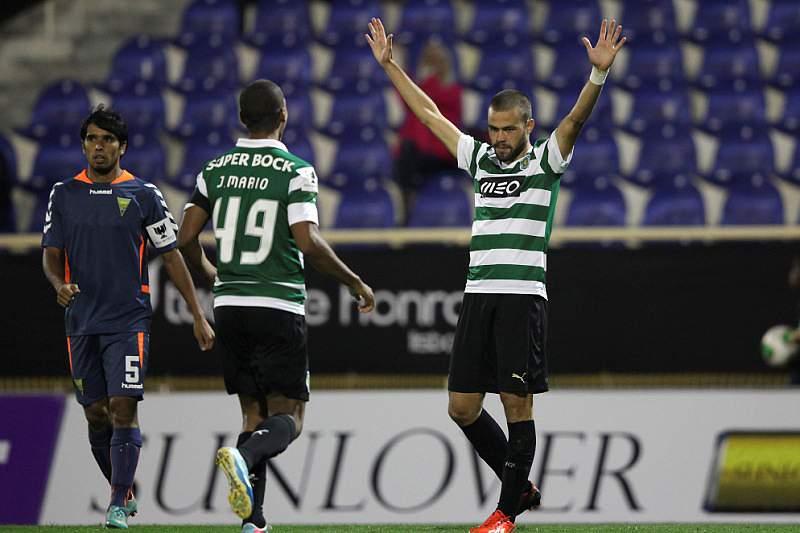 Betinho dá vitória ao Sporting B