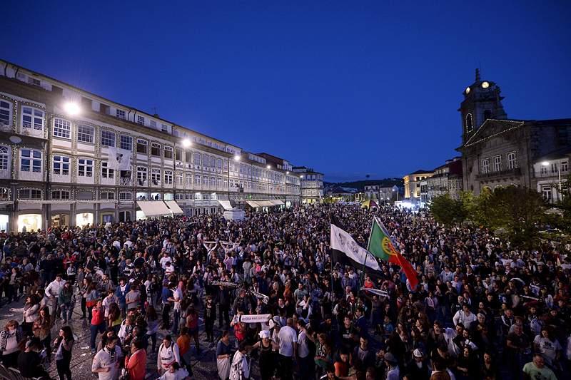 O que sabem os sevilhanos sobre Guimarães?