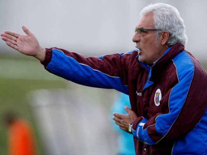 António Pereira é o novo treinador