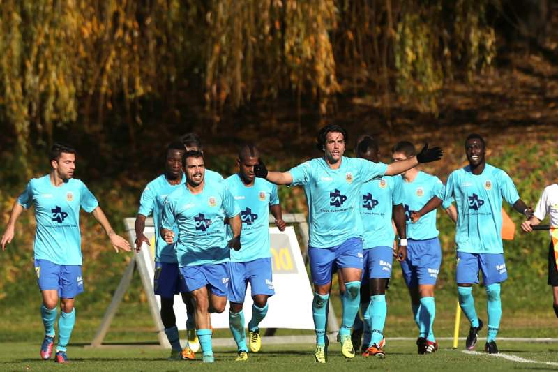 Arouca confirma candidatura à subida ao vencer nas Aves por 3-0