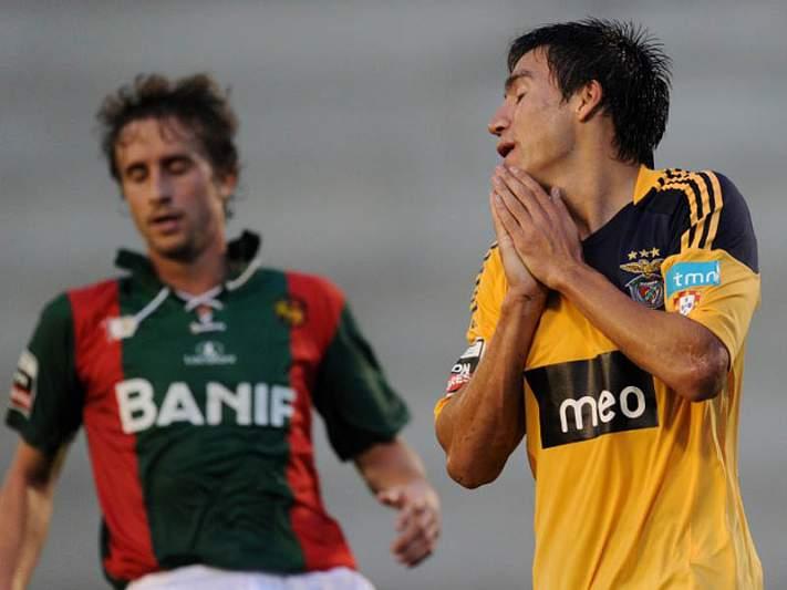 Benfica - Marítimo joga-se sexta às 20h15