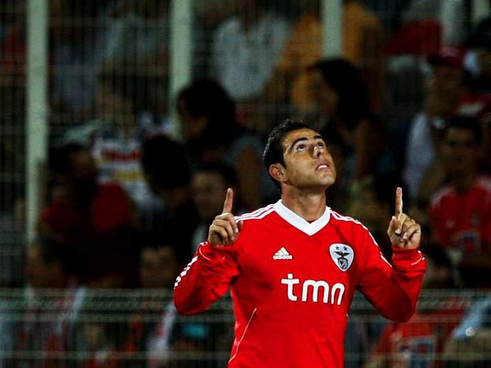 «Não saí do Benfica porque quis»