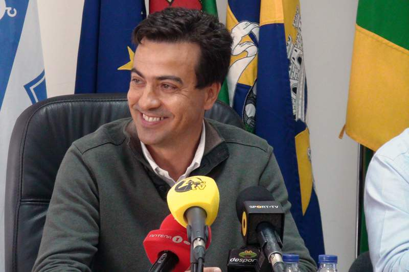 Carlos Faria com expectativa de lotação esgotada