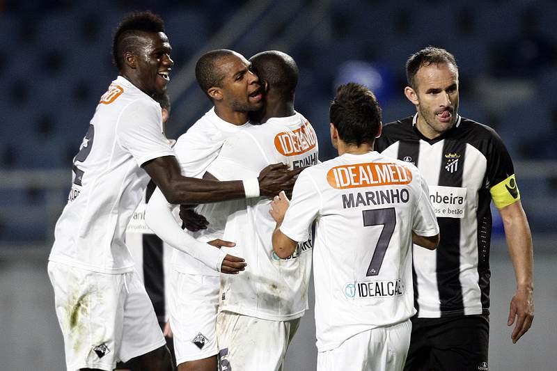 Saleiro e Magique regressam para jogo com Gil Vicente