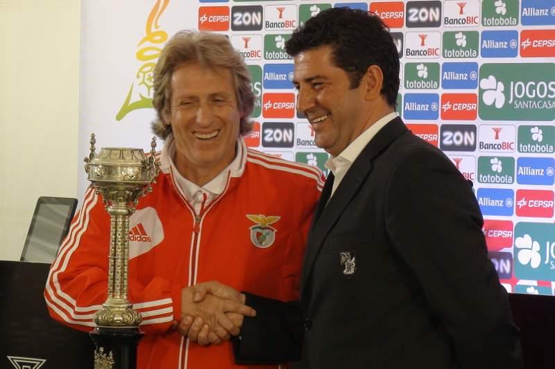 O «Rui» e o «Mister Jorge Jesus»