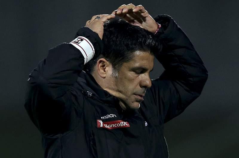 Braga confirma saída de Paixão, anúncio de novo treinador