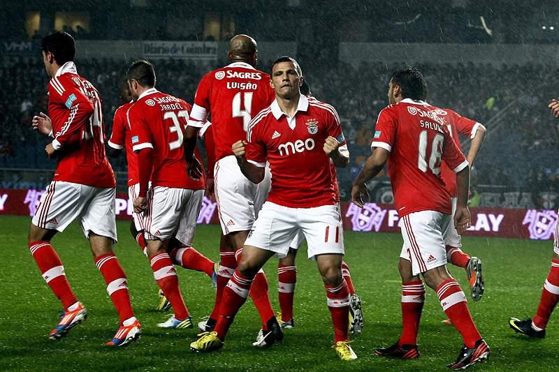 Aimar, Salvio, Artur e Lima já disputaram finais