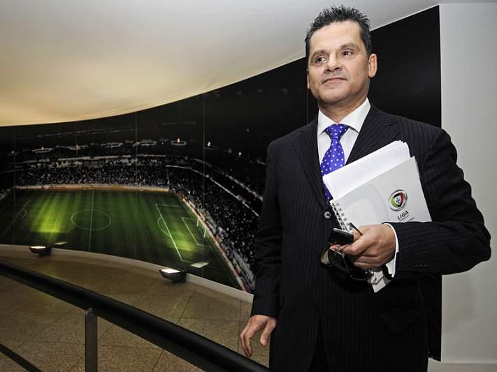 Rui Alves demite-se para se candidatar à Liga de clubes