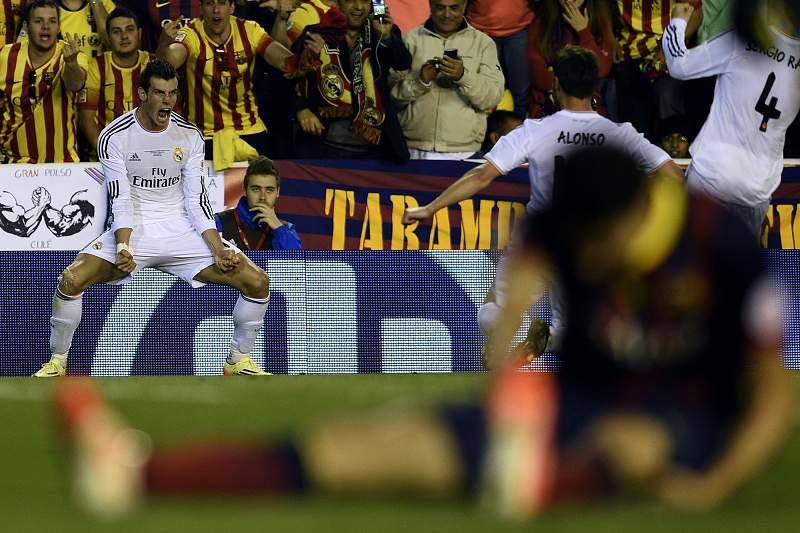 Bale dá o primeiro troféu da época ao Real Madrid